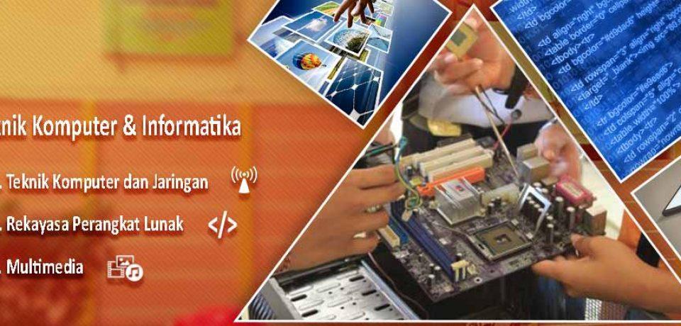 Teknik Komputer dan Informatika