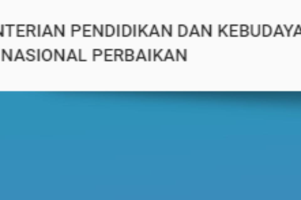 Info Pelaksanaan UNP di SMKN 1 Cirebon