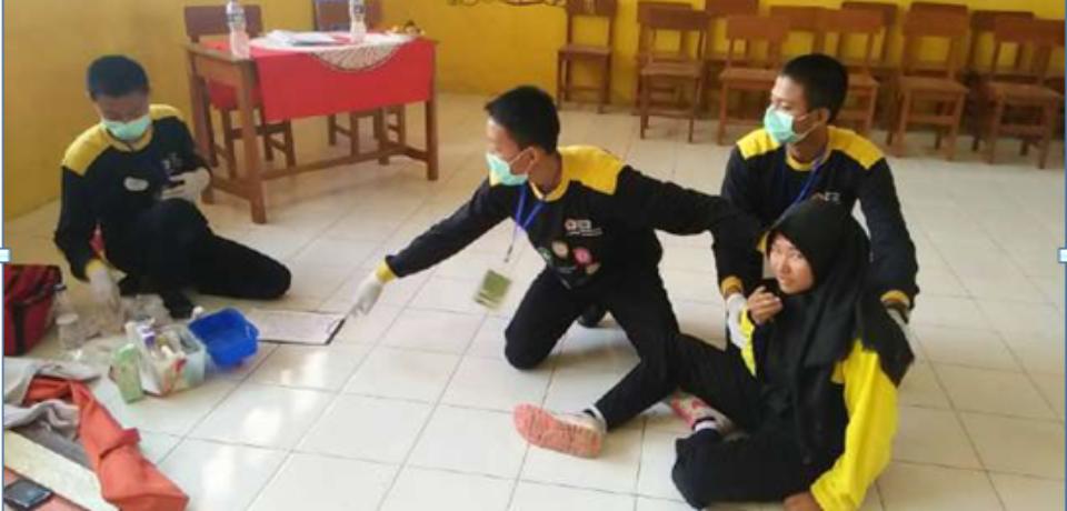 Lomba Palah Merah Remaja (PMR) Tingkat Wilayah 3 Cirebon