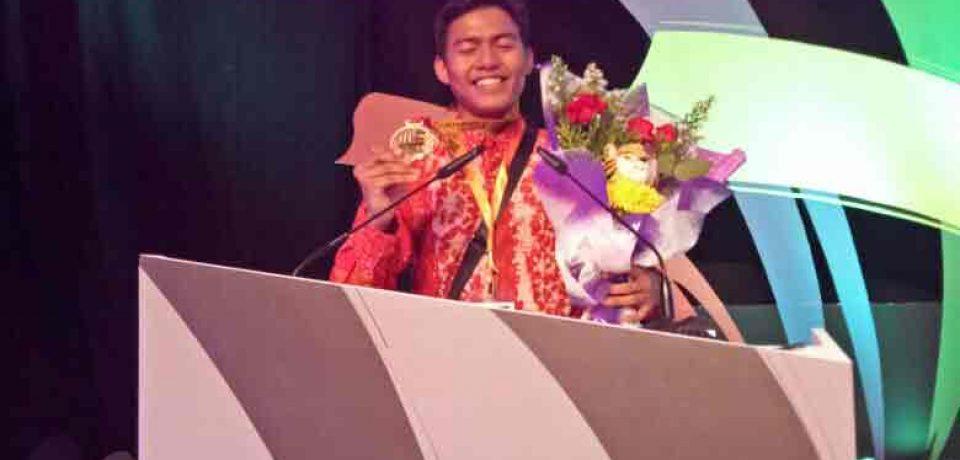 1 Siswa SMKN 1 Cirebon wakili Indonesia di ASEAN Skill Competition (ASC) ke-11 Malaysia dan Mendapatkan Medali Perunggu