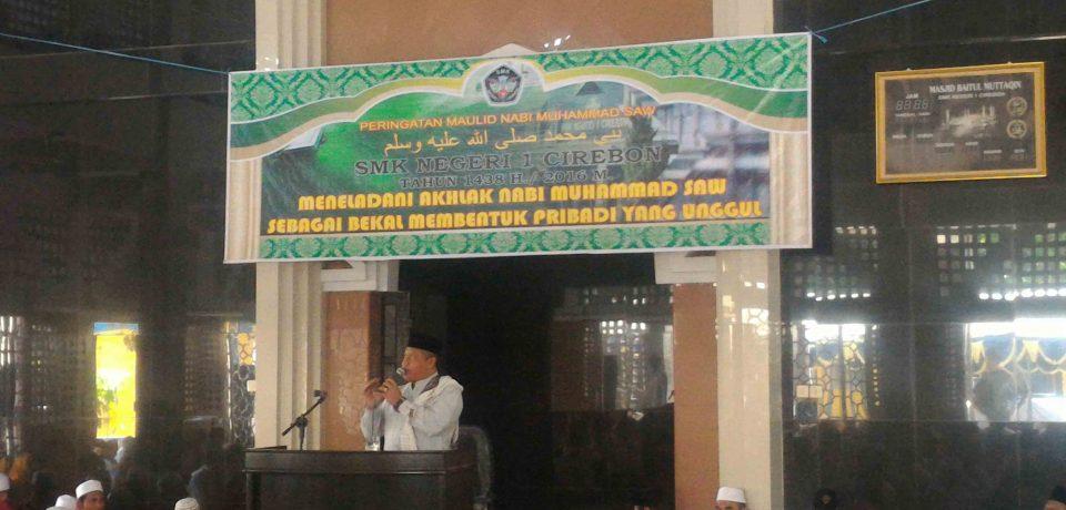 Peringatan Maulid Nabi Muhammad SAW 1438 H