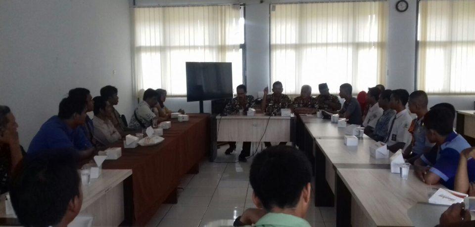 Forum Komunikasi Pembina OSIS dan pengurus OSIS Antar SMK se wilayah Kota cirebon dan kabupaten cirebon.